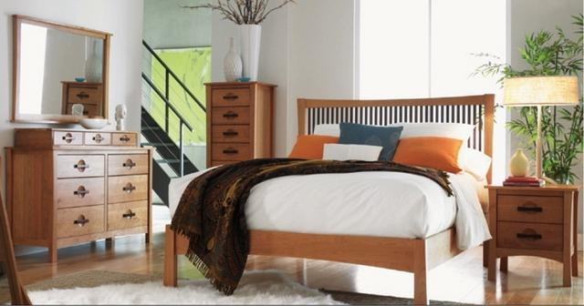 Handmade American Solid Hardwood Beds Copeland Bedroom Furniture - Copeland bedroom furniture