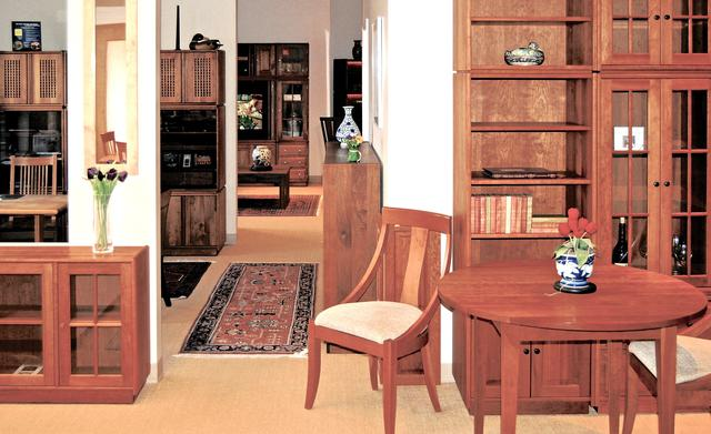 Handmade American Solid Wood Furniture Modern