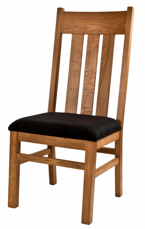 Handmade American Solid Hardwood Dining Chairs Benches