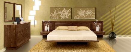 Hand Crafted American Made Solid Wood Bedroom Furniture