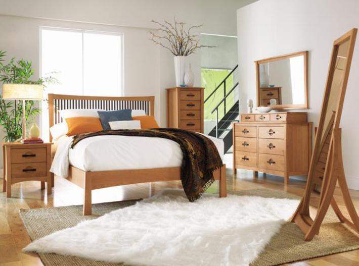 Handmade American Fine Wood Bedroom Furniture | Modern ...